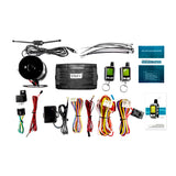 SPY 2 Way Advance Car Alarm System