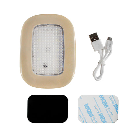 Copy of Rechargeable Magnet Domelight (Cream)