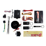 Carsthetics™ 3-in-1 Advance Car Security System