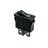 KCD101 SLIP 2 PIN SWITCH