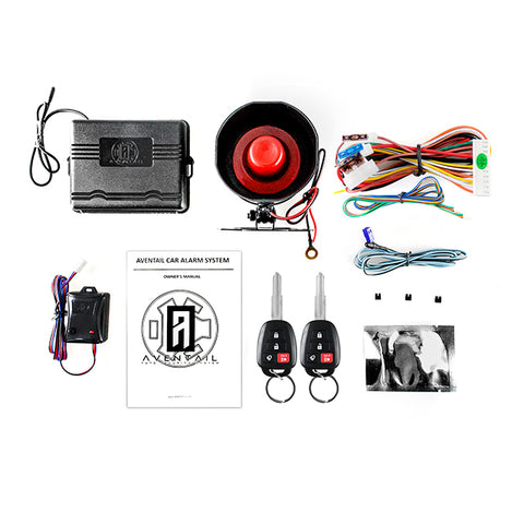 Aventail Key Alarm System for Mitsubishi - Standard Edition