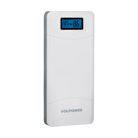 Volpower Mutli-functional Powerbank 15,600 mAh with LED Flashlight