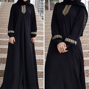 Traditional Islamic Long Clothing Malay