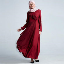 Load image into Gallery viewer, Fashion Ladies Malay muslim dress