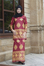 Load image into Gallery viewer, Vintage Muslim Wear Party Dresses