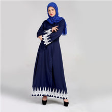 Load image into Gallery viewer, Muslim Dress Women Middle Eastern Malay