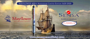 Mayflower 400th Anniversary Limited Edition -  | Ball Point | Mayflower Limited
