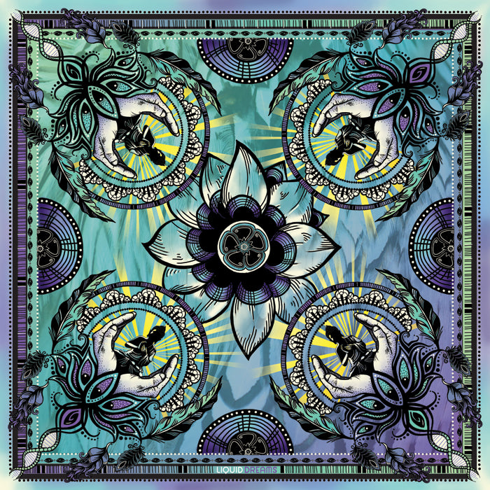 Dream Lotus Bandana