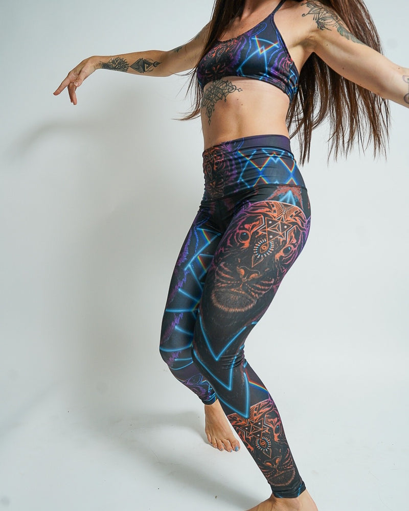 Cosmic Tiger Leggings