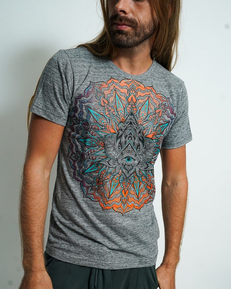 All Seeing Mandala Men's T-shirt