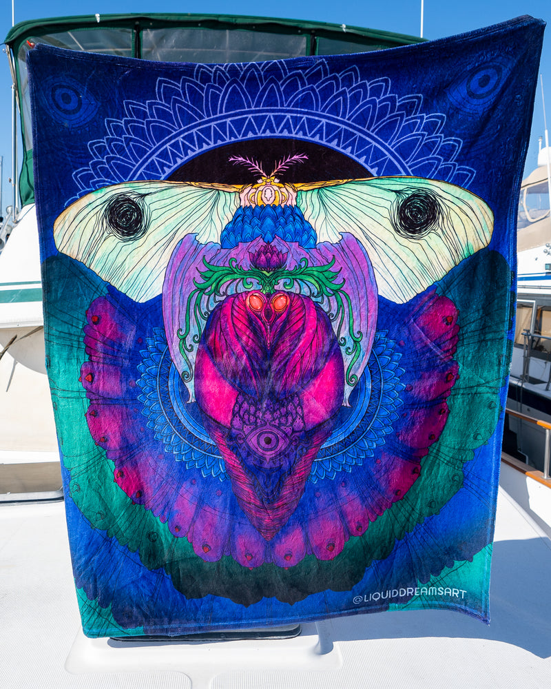 Metamorphosis Blanket