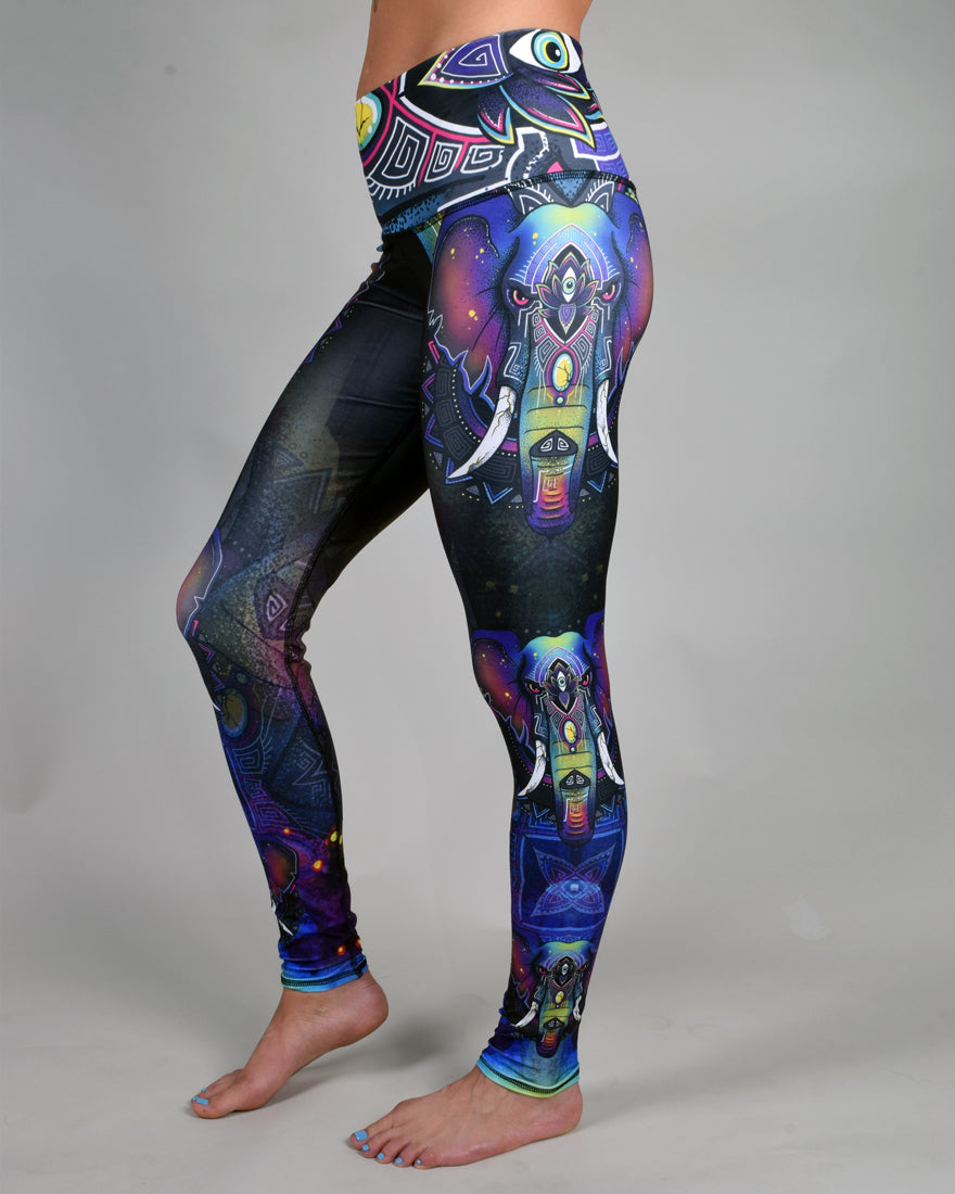 Wisdom Keeper Leggings