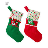 Simplicity 8828 - Jul - Christmas decorations