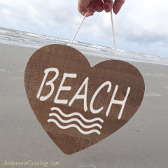 Feature-311-Love-Beach-Heart-Wood-Sign-Seashore-Gifts-171068-WHT