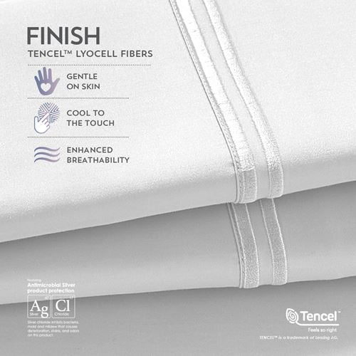 Tencel Sheets - Softer than Silk - Curated By Norwood