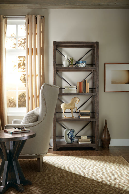 Hooker Furniture Home Office Roslyn County Etagere