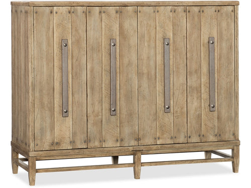 Hooker Furniture 4 door credenza entertainment console