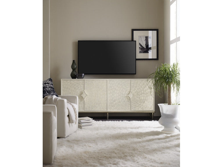 Hooker Furniture Home Entertainment Entertainment Console