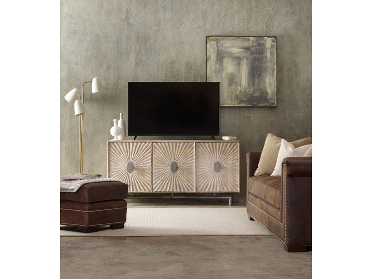 Hooker Furniture Home Entertainment 68in Entertainment Console