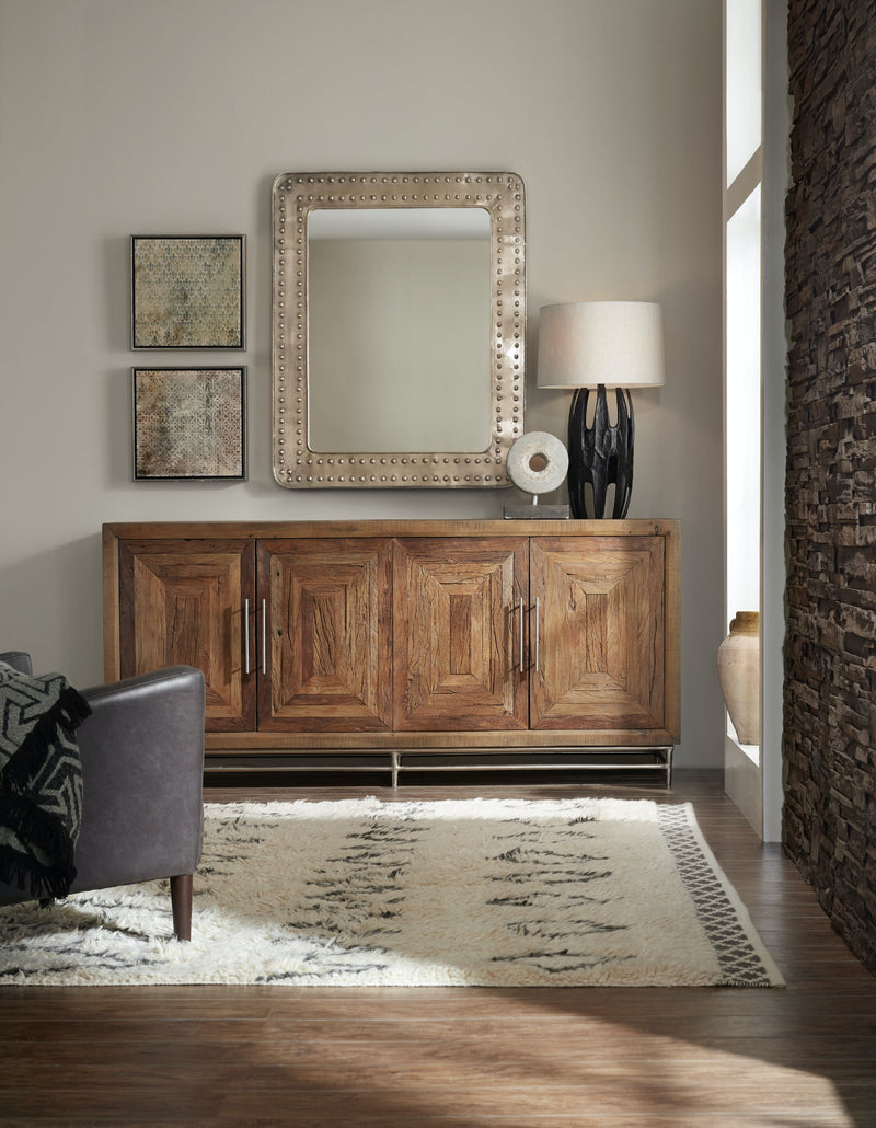 Hooker Furniture Living Room L'Usine Console Table
