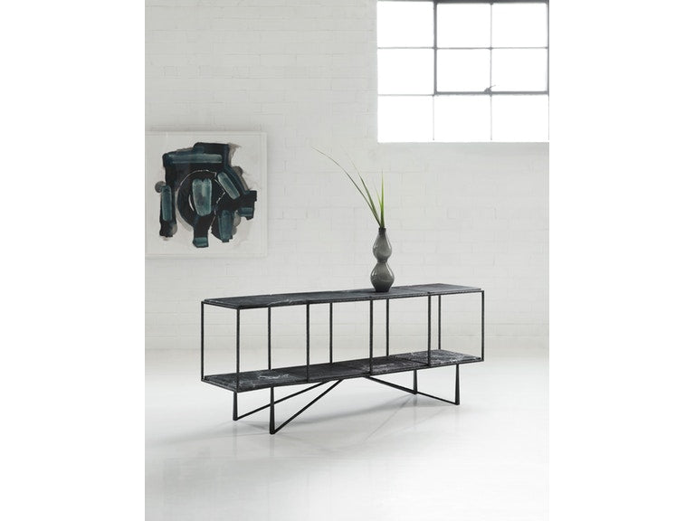 Hooker Furniture Living Room Melange Parkwyn Console