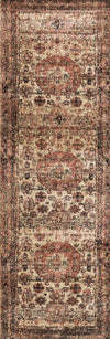 AF-03 CHAMPAGNE/MULTI - Loloi Rugs - Runner