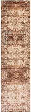 AF-06 RUST/IVORY - Loloi Rugs - Runner - Rugs