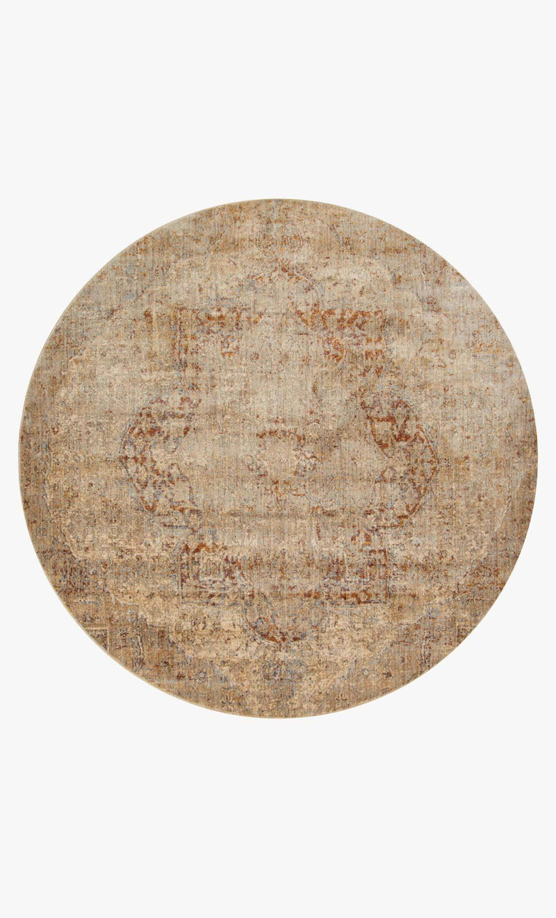 AF-17 DESERT - Loloi Rugs - Rugs - Round