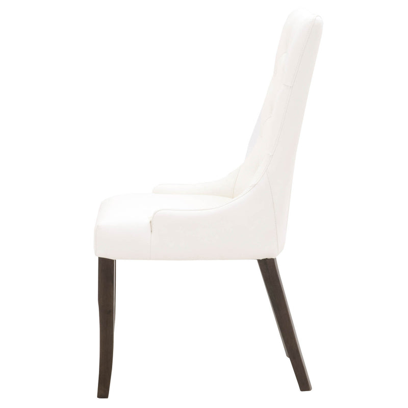 Amelia Dining Chair  -  Snow