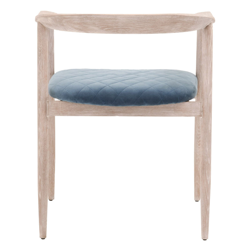 Bina Arm Chair - Natural Gray Oak