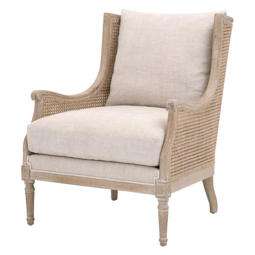 Carlisle Club Chair - Bisque