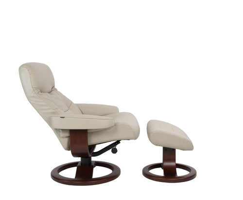Muldal Recliner & Ottoman
