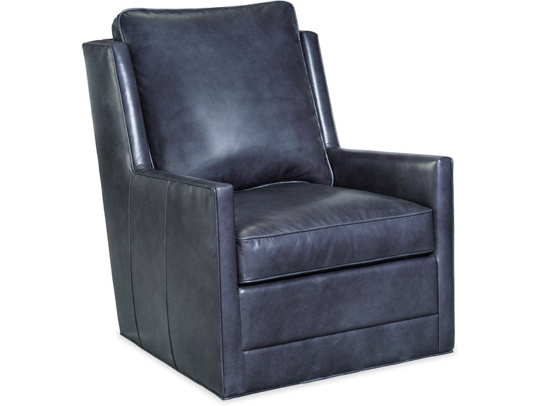 Hooker Furniture Living Room Keever Swivel Chair