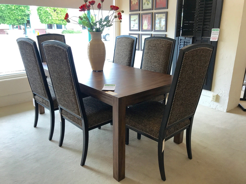 7 Piece Dining Set - Curated By Norwood