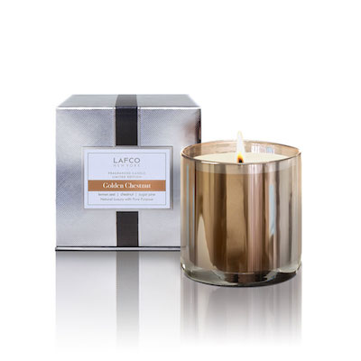 Golden Chestnut Candle - Curated By Norwood