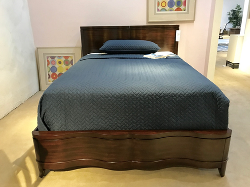 Queen Storage Bed - Curated By Norwood