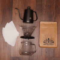 Get Serious Set - Glass roundboyroasters