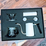 Timemore C2 Pour Over Set - Black / White Timemore