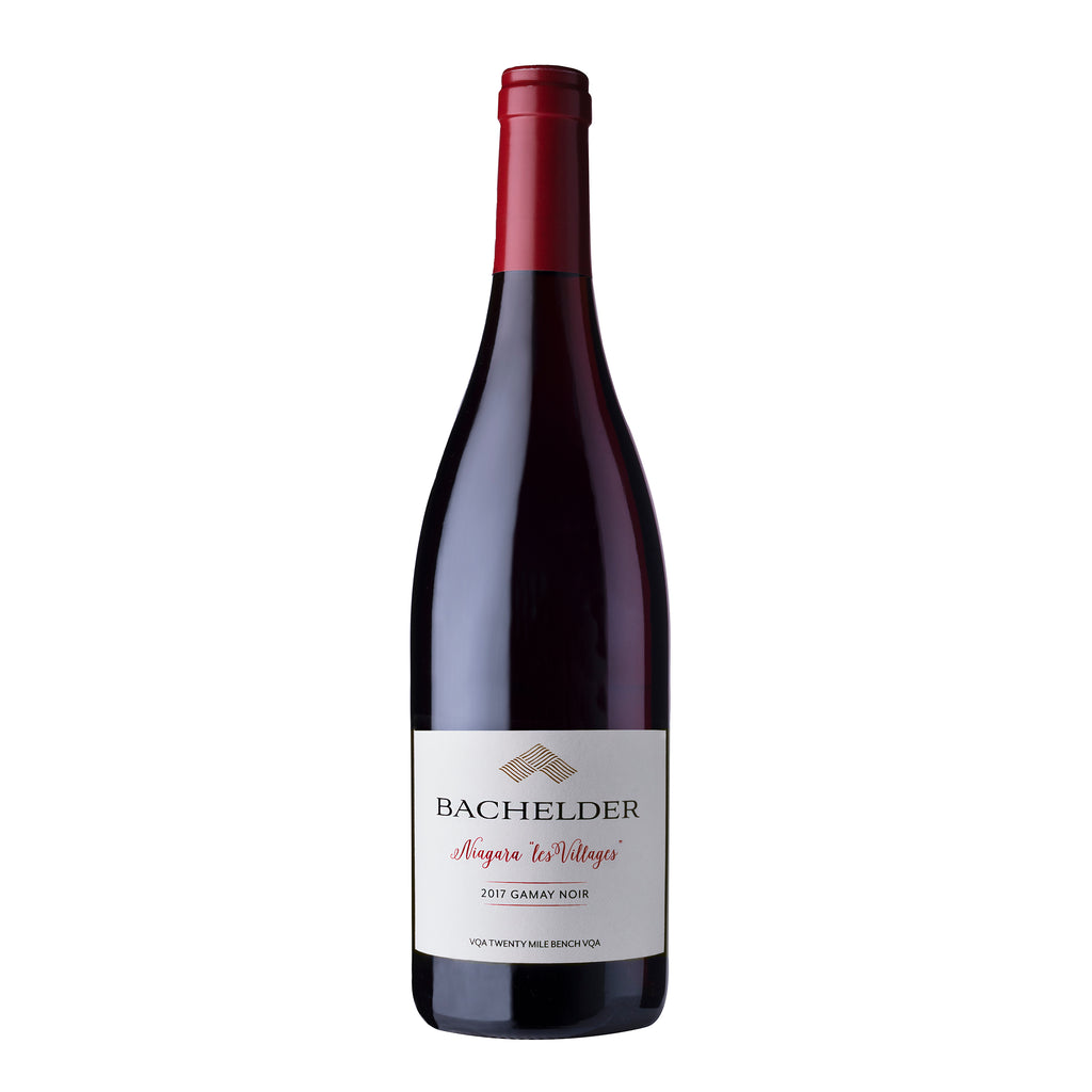 2017 'Les Villages' 20-Mile Bench Gamay Noir Red Wine Bachelder Nigara