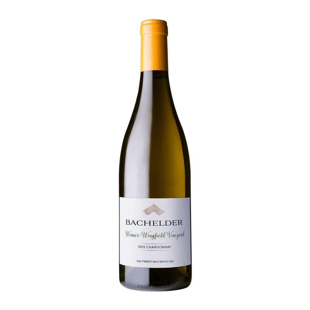 2015 'Wismer Wingfield' Vineyard 20-Mile Bench Chardonnay White Wine Bachelder Nigara