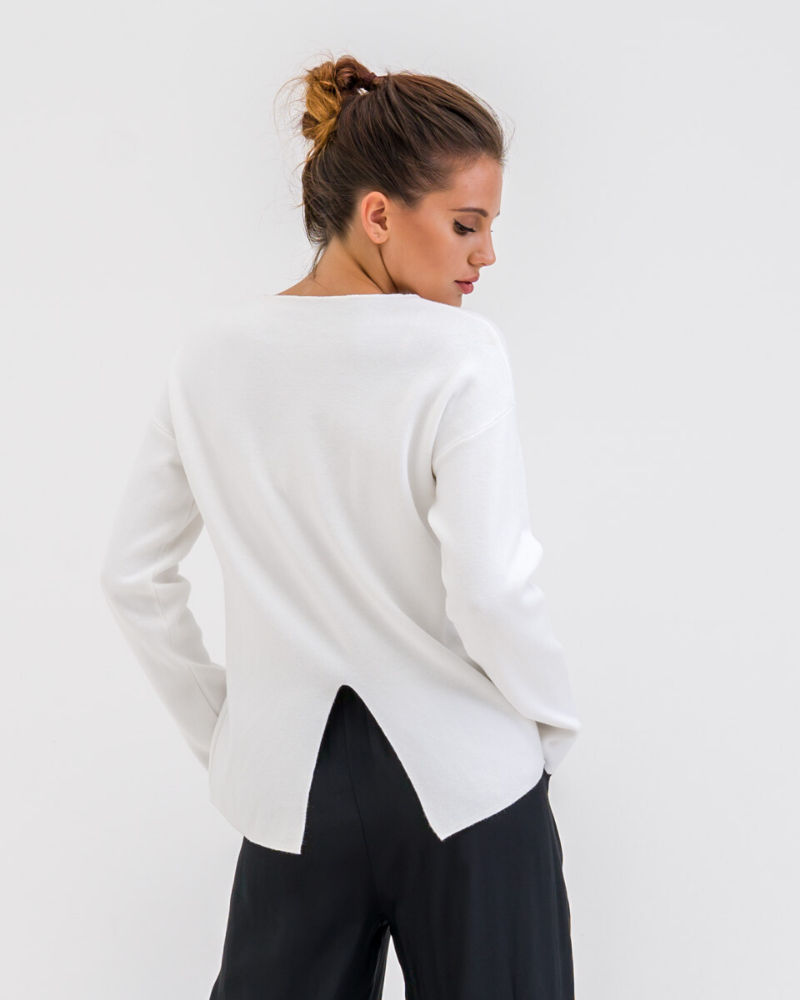 Back Detail Slit