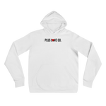 Plus Love Co. Foundation Hoodie - White