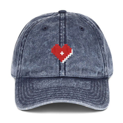 Vintage Blue - Foundation Dad Hat