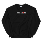 Black & Loved Sweatshirt Big & Tall