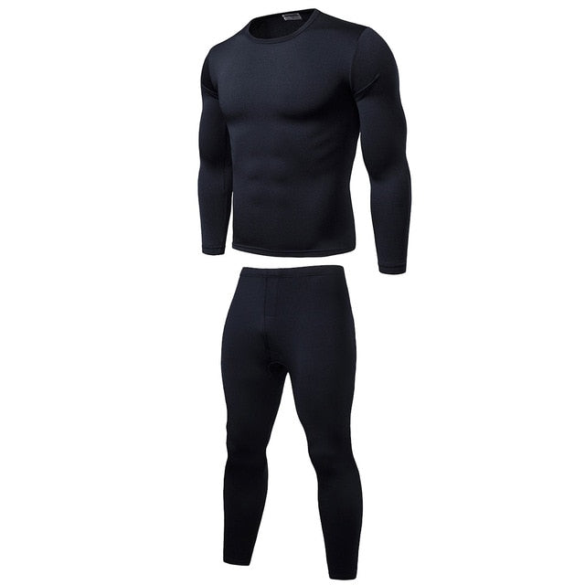 Mens Sports Thermal Set