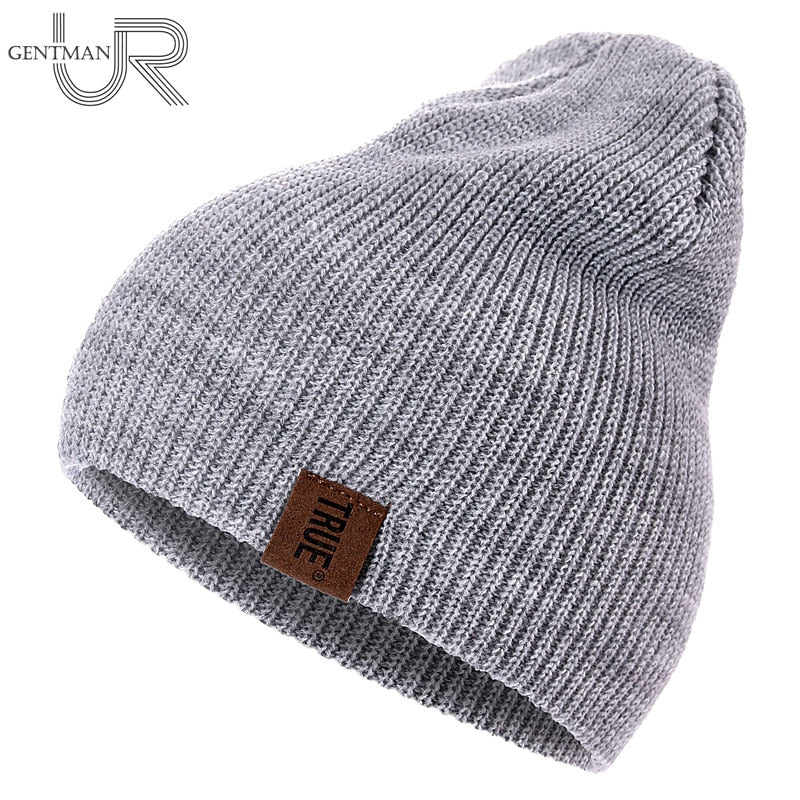 True Knitted Unisex Beanie