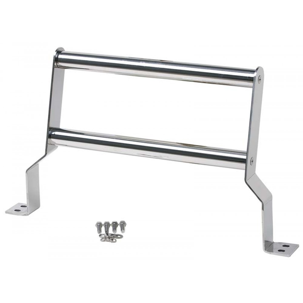 Grill Guard Polished Stainless Jeep Wrangler YJ TJ 1987-2006 K30515 Kentrol