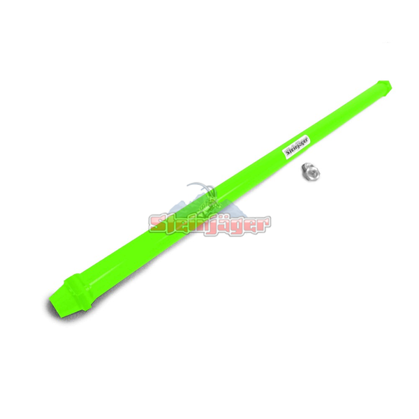 Jeep Wrangler YJ Drag Link 1987-1995 Chrome Moly Neon Green J0045823