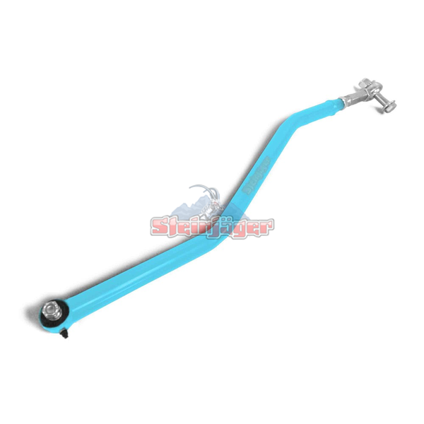 Steinjager J0046144 Jeep Wrangler TJ Track Bar 1997-2006 Adjustable DOM Light Blue