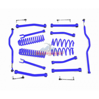 Steinjager J0046953 Jeep Wrangler JK Lift Kit 2007-2018 2.5 Inch Southwest Blue